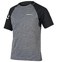 Endura Singletrack Jersey - Mountainbikeshirt - Herren, Grey