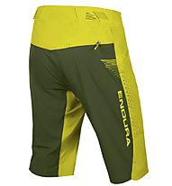 Endura SingleTrack Lite Short - pantaloncino mtb - uomo, Green