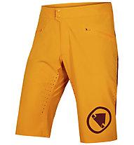 Endura SingleTrack Lite Short - pantaloncino mtb - uomo, Orange