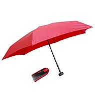 Euroschirm Dainty Travel Umbrella - ombrello mini, Red