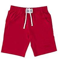 Everlast Alex Short Jersey Pantaloni Corti fitness, Red