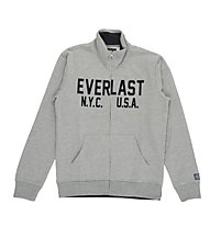 Everlast Authentic - Fitnessjacke - Herren, Grey