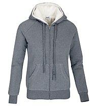 Everlast Authentic Sweatshirt Damen, Anthracite/White