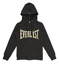 Everlast Basic Tracee Cool - Kapuzenjacke Fitness - Damen, Black