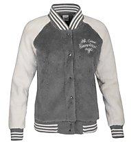 Everlast College Sweatshirt, Light Grey/White