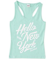 Everlast Faith Cool Tank Top Donna, Green