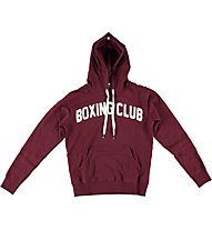 Everlast Felpa Boxing Cub 50/50, Dark Red