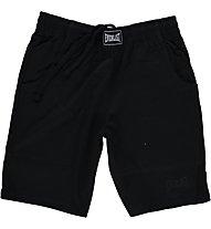 Everlast Heavy Jersey Alex pantalone corto, Black