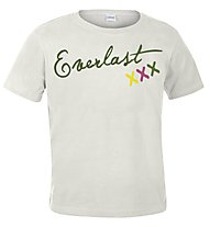 Everlast Jersey Garment Wash Girl, White