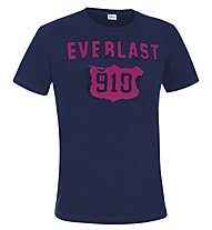 Everlast Jersey Garment Wash Man, Dark Blue