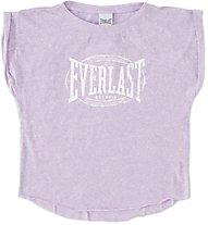 Everlast Jersey Poliestere Melange - T-Shirt Mädchen, Purple