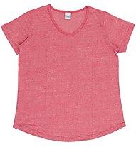 Everlast Jersey Poly Melange - T-shirt fitness - donna, Pink