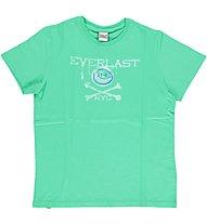 Everlast Jersey T-Shirt Kinder, Mint Green