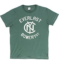 Everlast Light Jersey Mano Carbonio T-Shirt, Green