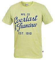 Everlast Light Jersey T-Shirt, Sun/Navy