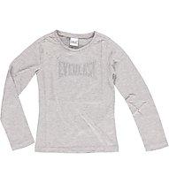 Everlast Maglia Jersey - Maglia Fitness, Light Grey