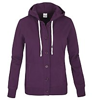 Everlast Louise Sweatshirt-Jacke Damen, Purple