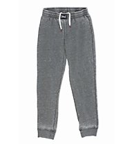 Everlast Pant Authentic Burn-Out pantaloni ginnastica donna, Anthracite