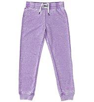 Everlast Pant Burn Out Pantaloni Bambino, Purple