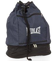 Everlast Sacca Sport Fitness-Rucksack/Sporttasche, Dark Blue