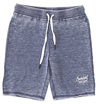 Everlast Short Burn Out Pantaloncino Bambino, Light Blue