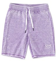 Everlast Short Burn Out - kurze Trainingshose Kinder, Purple
