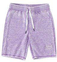 Everlast Short Burn Out Pantaloncino Bambino, Purple