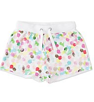Everlast Short Felpina Multicolor - kurze Hose Mädchen, White/Multicolored