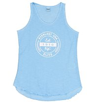 Everlast Slub Fluo - Top - Damen, Light Blue