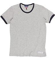 Everlast Slub Jersey - T-Shirt - Herren, Grey