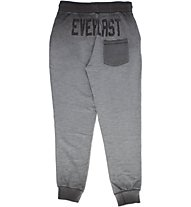 Everlast Slubby Cold Dyed Inside Pantaloni lunghi fitness, Black