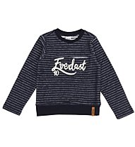 Everlast Striped Fleece Insideout - Sweatshirt Kinder, Blue