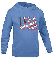 Everlast Sweatshirt Usa Boy, Light Blue
