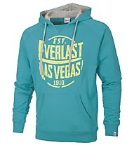 Everlast Felpa con cappuccio, Light Blue
