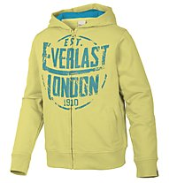 Everlast Kapuzenjacke Kinder, Light Yellow