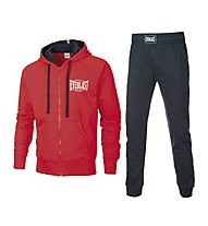 Everlast Trainingsanzug, Dark Red/Dark Blue