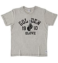 Everlast T-S M/C Golden T-Shirt, Light Grey