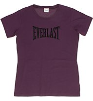 Everlast T-Shirt Extra Light Jersey Jacklyn T-Shirt fitness donna, Violet
