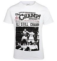 Everlast T-shirt Jersey fitness - uomo, White