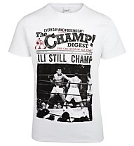 Everlast Jersey Fitness - T-Shirt - Herren, White