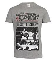 Everlast T-shirt Jersey fitness - uomo, Grey