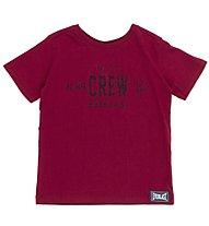 Everlast Jersey Mano Carbonio - Kurzarmshirt Kinder, Red