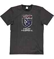 Everlast T-Shirt Stretch Crest, Anthracite