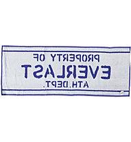 Everlast Telo Panca Fitness Handtuch, Blue