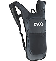 Evoc CC 2 + 2l Bladder - Radrucksack, Black