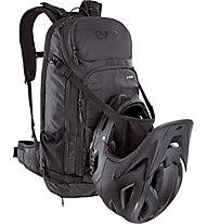 Evoc FR Trail E-Ride M/L - zaino MTB, Black