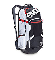Evoc FR Trail Unlimited 20 l - Zaino bici, Black/White