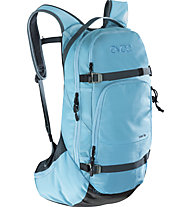 Evoc Line 18L - zaino freeride, Light Blue