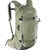 Evoc Line 18L - zaino freeride, Light Green