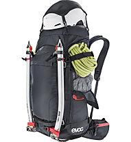 Evoc Patrol 40L - zaino scialpinismo, Black